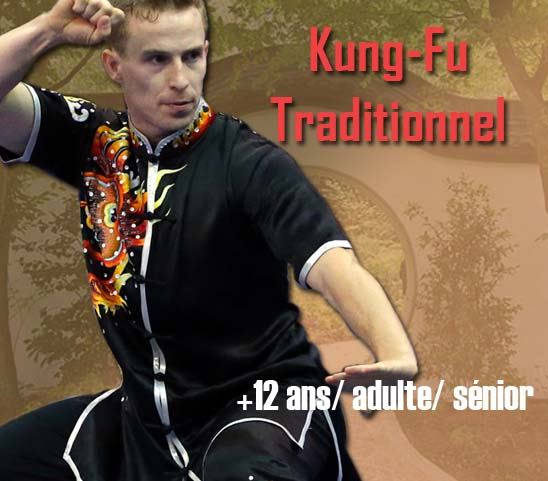 kung fu traditionnel